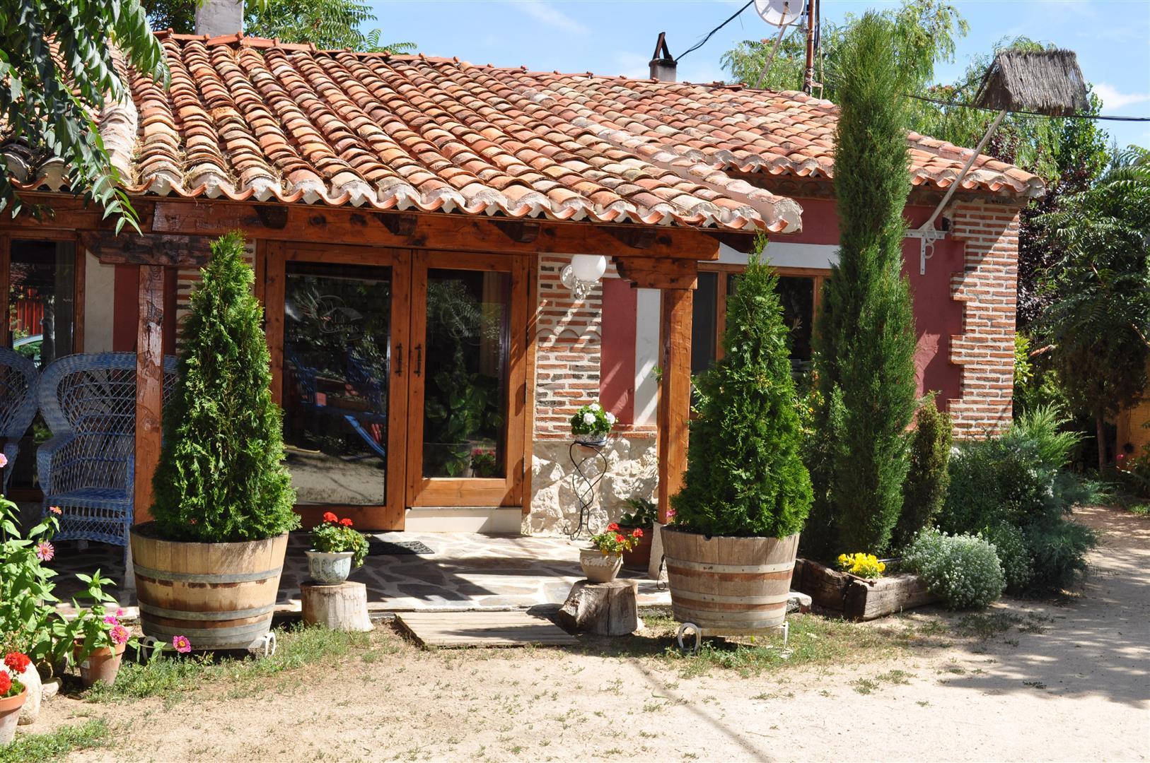 El Complejo Casas Rurales Las Cavas