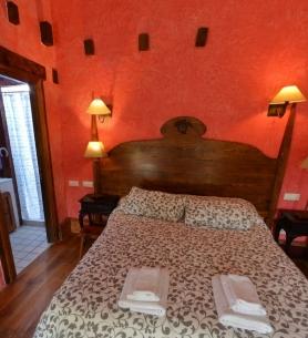 Casa Merlot en Casas Cavas Turismo Rural en Olmedo
