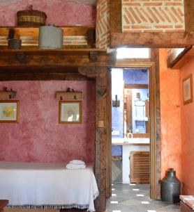 Cava Moscatel en Casas Cavas Turismo Rural en Olmedo